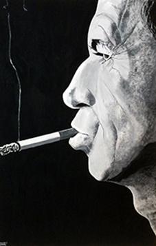 Life-Richards-quadro-DanielaMusone-sounvasart