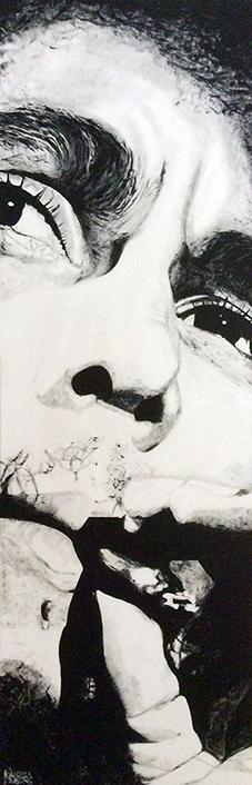 Musicandcigarettes-Vol.3-Marley-quadro-DanielaMusone-sounvasart