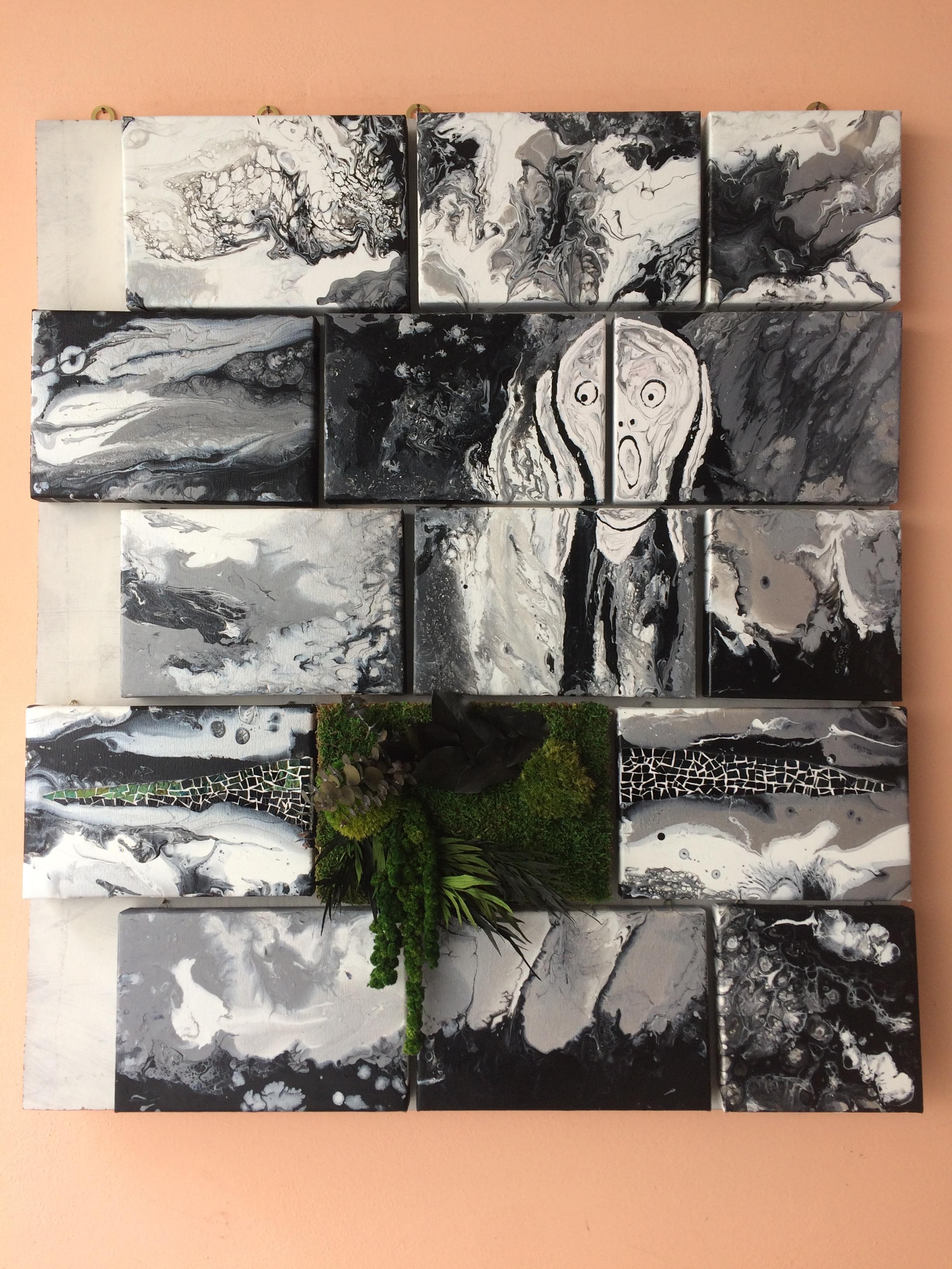 TheWall-installazione-DanielaMusone-Sounvasart