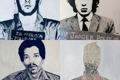 Banditi parte I-II-III-IV-quadro-DanielaMusone-SounvasArt
