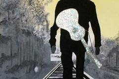 WalkTheLine-quadro-DanielaMusone-SounvasArt