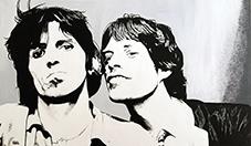 Sull'amicizia e dintorni – Keith e Mick