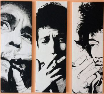 Music and cigarettes -volume 1-2-3